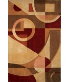 RugStudio presents Safavieh Rodeo Drive RD845A Beige / Multi Hand-Tufted, Good Quality Area Rug