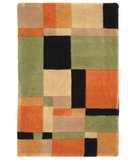 RugStudio presents Safavieh Rodeo Drive RD862A Rust Hand-Tufted, Better Quality Area Rug