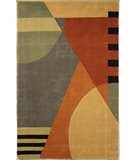 RugStudio presents Safavieh Rodeo Drive RD863A Gold Hand-Tufted, Better Quality Area Rug