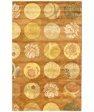 RugStudio presents Safavieh Rodeo Drive RD954A Light Brown / Multi Hand-Tufted, Better Quality Area Rug