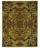 RugStudio presents Safavieh Savonnerie SAV202A Sage / Beige Hand-Tufted, Best Quality Area Rug