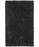 RugStudio presents Safavieh Shag SG240L Black Area Rug