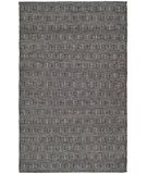 RugStudio presents Rugstudio Sample Sale 47332R Black Hand-Knotted, Good Quality Area Rug