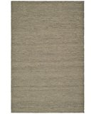 RugStudio presents Rugstudio Sample Sale 47333R Grey Hand-Knotted, Good Quality Area Rug