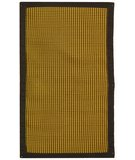 RugStudio presents Safavieh Sierra SIE212A Honey / Brown Machine Woven, Good Quality Area Rug