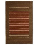 RugStudio presents Safavieh Soho Soh310a Rust / Brown Hand-Tufted, Good Quality Area Rug
