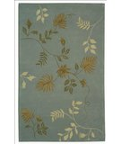 RugStudio presents Safavieh Soho Soh313a Light Blue Hand-Tufted, Better Quality Area Rug