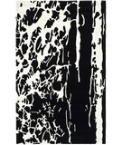 RugStudio presents Safavieh Soho Soh326a Black / White Hand-Tufted, Better Quality Area Rug