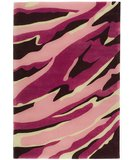 RugStudio presents Rugstudio Sample Sale 47130R Pink / Rose Hand-Tufted, Better Quality Area Rug