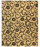 RugStudio presents Safavieh Soho Soh415a Beige / Black Hand-Tufted, Best Quality Area Rug