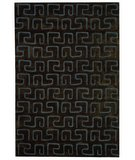 RugStudio presents Safavieh Soho Soh416b Brown / Light Blue Hand-Tufted, Best Quality Area Rug