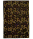 RugStudio presents Safavieh Soho Soh416c Brown / Gold Hand-Tufted, Best Quality Area Rug