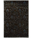RugStudio presents Safavieh Soho Soh418a Brown / Light Blue Hand-Tufted, Best Quality Area Rug
