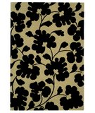 RugStudio presents Safavieh Soho Soh419a Beige / Black Hand-Tufted, Best Quality Area Rug