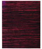 RugStudio presents Safavieh Soho Soh426a Plum Hand-Tufted, Best Quality Area Rug