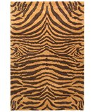 RugStudio presents Safavieh Soho Soh434c Brown / Gold Hand-Tufted, Best Quality Area Rug