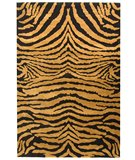 RugStudio presents Safavieh Soho Soh434e Black / Brown Hand-Tufted, Best Quality Area Rug