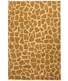 RugStudio presents Safavieh Soho Soh436a Beige / Brown Hand-Tufted, Best Quality Area Rug