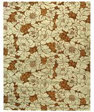 RugStudio presents Safavieh Soho Soh611a Chocolate / Light Blue Hand-Tufted, Best Quality Area Rug