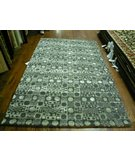RugStudio presents Safavieh Soho Soh653a Grey Hand-Tufted, Better Quality Area Rug