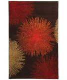 RugStudio presents Safavieh Soho Soh712b Brown / Multi Hand-Tufted, Better Quality Area Rug