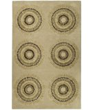 RugStudio presents Safavieh Soho Soh719a Beige / Gold Hand-Tufted, Best Quality Area Rug