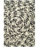 RugStudio presents Safavieh Soho Soh723a Ivory / Grey Hand-Tufted, Better Quality Area Rug