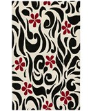 RugStudio presents Safavieh Soho Soh725a Ivory / Black Hand-Tufted, Better Quality Area Rug
