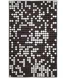 RugStudio presents Safavieh Soho Soh726a Black / White Hand-Tufted, Better Quality Area Rug