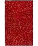 RugStudio presents Safavieh Soho Soh812a Red Hand-Tufted, Better Quality Area Rug