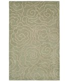 RugStudio presents Safavieh Soho Soh812b Soft Lt. Blue / Ivory Hand-Tufted, Better Quality Area Rug