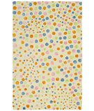 RugStudio presents Safavieh Soho Soh813a Ivory / Multi Hand-Tufted, Better Quality Area Rug