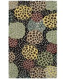 RugStudio presents Safavieh Soho Soh819a Black / Multi Hand-Tufted, Better Quality Area Rug