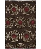 RugStudio presents Safavieh Soho Soh821b Coffee / Brown Hand-Tufted, Better Quality Area Rug