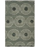 RugStudio presents Safavieh Soho Soh821c Grey / Ivory Hand-Tufted, Better Quality Area Rug