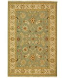 RugStudio presents Safavieh Sumak SUM412A Light Blue / Beige Flat-Woven Area Rug