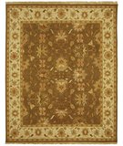 RugStudio presents Safavieh Sumak SUM418A Brown / Ivory Flat-Woven Area Rug