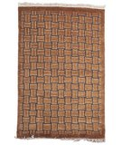 RugStudio presents Safavieh Tibetan TB104A Beige / Multi Hand-Knotted, Better Quality Area Rug