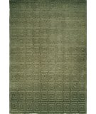RugStudio presents Safavieh Tibetan TB108C Green Hand-Knotted, Better Quality Area Rug
