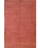 RugStudio presents Safavieh Tibetan TB108D Rust Hand-Knotted, Better Quality Area Rug