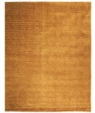 RugStudio presents Rugstudio Sample Sale 47386R Deep Bronze Hand-Knotted, Better Quality Area Rug