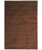 RugStudio presents Safavieh Tibetan TB108Y Chocolate Hand-Knotted, Better Quality Area Rug