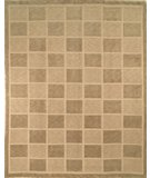 RugStudio presents Rugstudio Sample Sale 47390R Green Hand-Knotted, Better Quality Area Rug