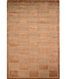 RugStudio presents Safavieh Tibetan TB111B Rust Hand-Knotted, Better Quality Area Rug