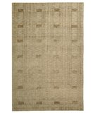 RugStudio presents Safavieh Tibetan TB120D Slate Hand-Knotted, Better Quality Area Rug
