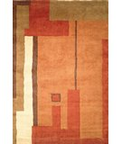 RugStudio presents Safavieh Tibetan TB179A Beige / Multi Hand-Knotted, Better Quality Area Rug