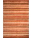 RugStudio presents Safavieh Tibetan TB198B Rust / Beige Hand-Knotted, Better Quality Area Rug