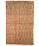 RugStudio presents Safavieh Tibetan TB200D Camel Hand-Knotted, Better Quality Area Rug