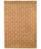 RugStudio presents Rugstudio Sample Sale 47434R Peach Hand-Knotted, Better Quality Area Rug