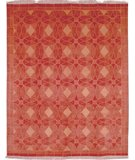 RugStudio presents Safavieh Tibetan TB281A Rust Hand-Knotted, Better Quality Area Rug